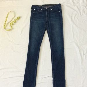 AG Jeans The Premier Skinny Straight 26